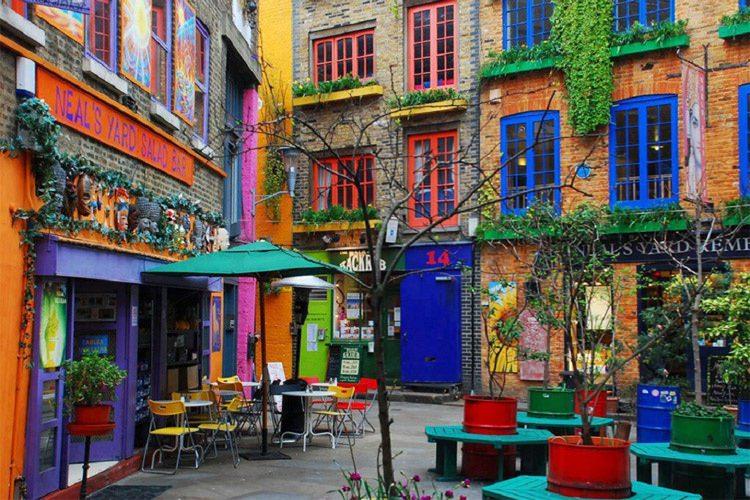 رنگ در معماری7