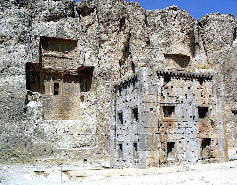 معماری پارسی
