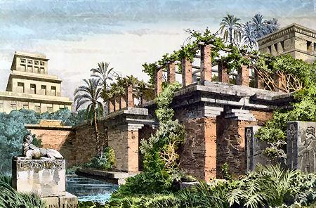 معماری بین النهرین